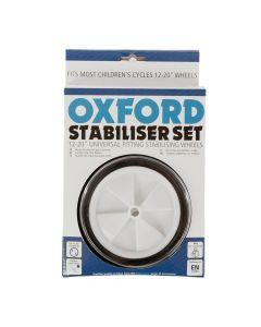 Oxford childrens cycle stabiliser wheel set
