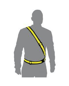 Oxford Bright Belt - Hi Vis Reflective Sam Browne Belt