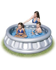 Space Ship Inflatable Paddling Pool