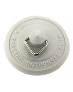 Universal Self-Seating Sink Plug