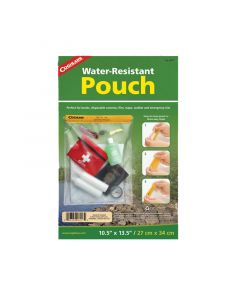 """Water Resistent Pouch - 10.5"""" x 13.5"""""""