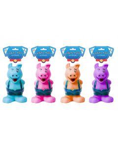 World Of Pets Vinyl Piggy Toy