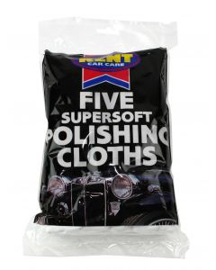 Supersoft Polishing Cloths