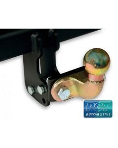 Skoda Roomster 5 Door MPV (5J) 2006-2010 Flange Towbar