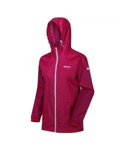Regatta Women's Pack-It Jacket III Waterproof Packaway Jacket - Dark Cerise