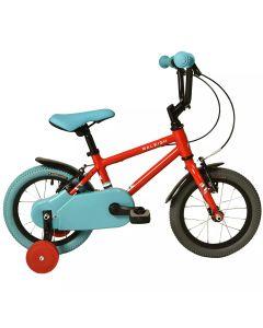 "Raleigh Pop 14 Red - 14"" Wheel Boys Bike"