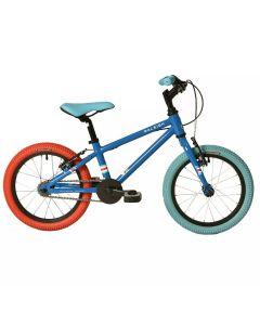 """Raleigh Pop 16 Blue- 16"""" Wheel Boys Bike"""