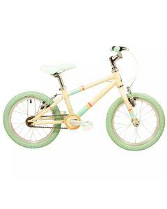 "Raleigh Pop 16 Cream - 16"" Wheel Girls Bike"