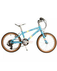 """Raleigh Pop 18 Light Blue - 18"""" Wheel Kids Bike"""