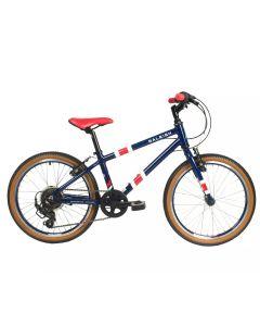 "Raleigh Pop 20 Dark Blue - 20"" Wheel Kids Bike"
