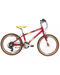 "Raleigh Pop 20 Plum - 20"" Wheel Kids Bike"