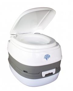 Blue Diamond Portable Toilet - 16 Litre
