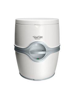 Thetford Porta Potti Excellence Toilet - Electronic Flush - Auto White