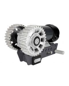 Quattro Rhodium Manual Engage Motor Mover