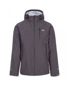 Trespass Rakenfard Men's Waterproof Jacket - Dark Grey