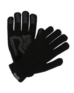 Regatta Brevis Gloves - Black