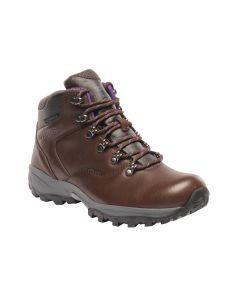 Regatta Bainsford Waterproof Women's Walking Boots - Chestnut