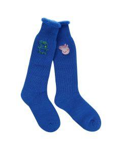 Regatta Kids Wellington Socks 2 Pairs - Navy