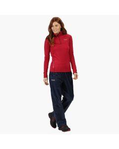 Womens Packaway Trousers Midnight Blue