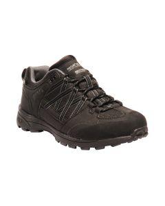 Regatta Samaris II Low Waterproof Men's Walking Shoes Black (V)