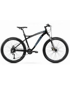 "Romet Rambler Fit 26"" Mountain Bike - Black/Blue"