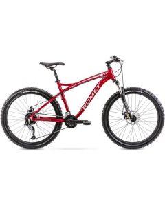 Romet Rambler Fit 26 Mountain Bike Claret Red