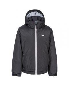 Trespass Rudi Waterproof Jacket Black