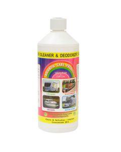 Rainbow Care Caravan Interior Cleaner and Deodouriser - 1 Litre