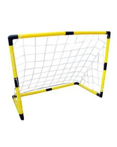 Kingfisher Football Goal Net & Inflatable Football