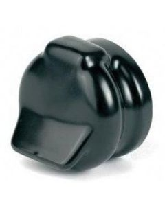Towsure Towbar Socket Cover - Black