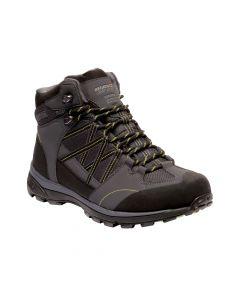 Regatta Men's Samaris II Mid Walking Boots - Briar Lime Green