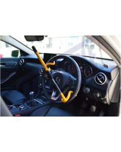 Maypole Double Hook Universal Steering Wheel Lock