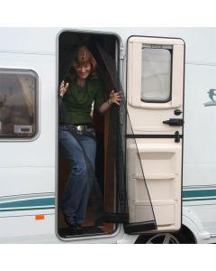 Caravan Door Mesh Flyscreen