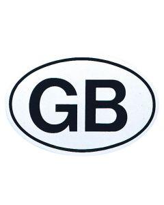 G.B. Vehicle Sticker