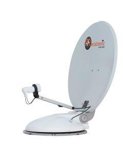 Ma-Ve Automatic Twin LNB 60CM Satellite Dish