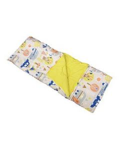 Lets Camp - Childs Sleeping Bag with Pillow