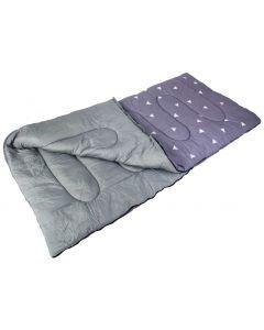 Quest Pebble Pyramid Square Sleeping Bag (60oz)