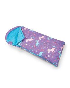 Kampa Unicorns Childs Sleeping Bag