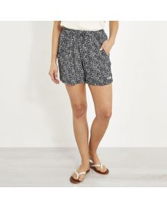 Weird Fish Sundance Printed Shorts - Indigo
