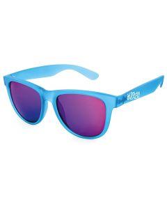 Urban Beach Unisex Blue Tron Wayfarer Sunglasses