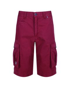 Regatta Men's Shorebay Vintage Cargo Shorts - Delhi Red