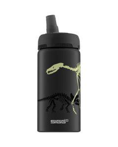 SIGG NAT Dino Glow Drinks Bottle - 0.4 Litre