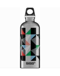 SIGG Big Triangles Bottle 0.6L