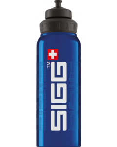 SIGGnature Water Bottle Blue 1L