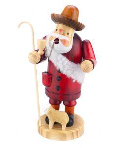 Shepherd Incense Burner Smokerman Figure - 18cm