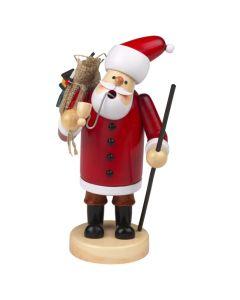 Santa Claus Incense Burner Smokerman Figure - 35cm