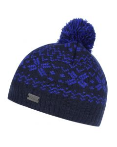 Regatta Kids Snowflake II Hat - Navy