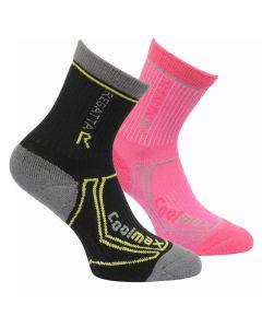 Regatta Kids 2 Season Coolmax Trek & Trail Sock