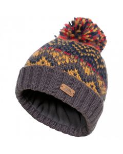Trespass Sprouse kid's Patterned Beanie - Grey