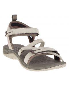 Merrell Women's Siren Strap Q2 Sandals - Aluminium